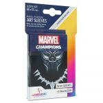 Protèges cartes Spéciaux  50 Prime Sleeves - 66x91mm Standard Card Game - Marvel Black Panther