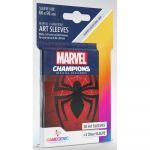 Protèges cartes Spéciaux  50 Prime Sleeves - 66x91mm Standard Card Game - Marvel Spider-Man