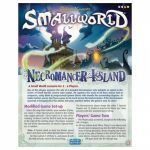Gestion Best-Seller Small World - Necromancer Island