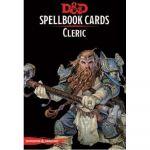 Jeu de Rôle Aventure D&D5 Spellbook Cards - Cartes de Sorts - Clerc