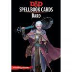 Jeu de Rôle Aventure D&D5 Spellbook Cards - Cartes de Sorts - Barde