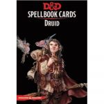 Jeu de Rôle Aventure D&D5 Spellbook Cards - Cartes de Sorts - Druide