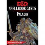 Jeu de Rôle Aventure D&D5 Spellbook Cards - Cartes de Sorts - Paladin