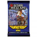 Deck-Building Best-Seller Star Realms : United : Héros