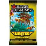 Deck-Building Best-Seller Star Realms : United : Commandement