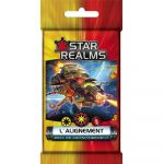 Deck-Building Best-Seller Star Realms : Deck de Commandement de l'Alignement
