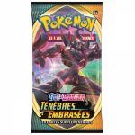 Booster en Français Pokémon EB03 - Épée et Bouclier 3 Ténèbres Embrasées