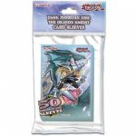 Protèges Cartes Format JAP Yu-Gi-Oh! Officiel Konami - Magicienne des Ténèbres le Dragon Chevalier (Dark Magician Girl the Dragon Knight) par 50