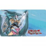 Tapis de Jeu Yu-Gi-Oh! Tapis Magicienne des Ténèbres le Dragon Chevalier (Dark Magician Girl the Dragon Knight)