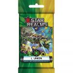 Deck-Building Best-Seller Star Realms : Deck de Commandement de l'Union