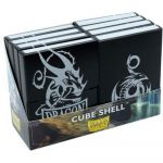 Deck Box  Dragon Shield Cube Shell - Noir x8