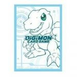 Protèges Cartes Standard Digimon Card Game Agumon - Par 60