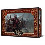 Figurine Pop-Culture Le Trône de Fer : le Jeu de Figurines - Hallebardiers Lannister