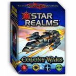 Deck-Building Best-Seller Star Realms : Colony Wars