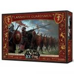 Figurine Pop-Culture Le Trône de Fer : le Jeu de Figurines - Gardes Lannister