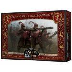 Figurine Pop-Culture Le Trône de Fer : le Jeu de Figurines - Arbalétriers Lannisters