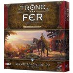Jeu de Cartes Stratégie Le Trône de Fer 2nde Édition : Les Lions de Castral Roc