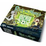 Aventure Coopération Escape Box - Rick et Morty : Panique dans le Minivers