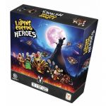 Jeu de Plateau Pop-Culture The Lapins Crétins Heroes