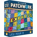 Jeu de Plateau Best-Seller Patchwork Express