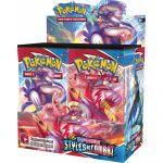 Boite de Boosters Français Pokémon 36 Boosters EB05 - Epée et Bouclier 5 - Styles de Combat