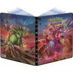 Portfolio Pokémon EB05 - Styles de Combat - Tyranocif &  Shifours Poing Final Vmax - A4 - 9 Cases