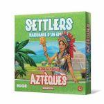 Jeu de Cartes Stratégie Settlers - extension Aztèques