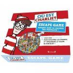 Enigme Coopération Escape Box - Où est Charlie ? - Panique dans la galerie des portraits