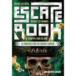 Aventure Coopération Escape Book - La malédiction du Baron Samedi
