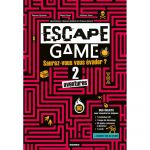 Escape Game Best-Seller Escape Game -Saurez-vous vous évader ? 2 - aventures