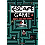 Escape Game Best-Seller Escape Game -Saurez-vous vous évader ? 3 aventures