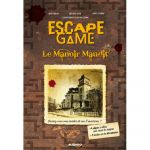 Escape Game Best-Seller Escape Game - Le Manoir Maudit