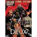 Escape Game Ambiance Escape Quest - Seul face aux Dieux