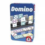 Jeu de Cartes Ambiance Domino - Boîte métal