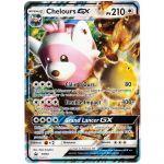 Cartes Spéciales Pokémon Carte Géante Jumbo Chelours GX (SM34)  210 PV