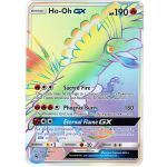 Cartes Spéciales Pokémon Carte Géante Jumbo Ho-Oh GX (SM80)  190 PV