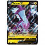 Cartes Spéciales Pokémon Carte Géante Jumbo Salarsen V (SWSH)  210 PV