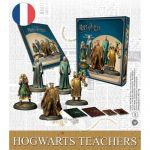 Jeu de Plateau Pop-Culture Harry Potter, Miniatures Adventure Game: Enseignants de Poudlard