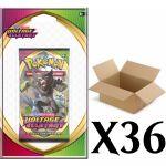 Booster en Français Pokémon EB04 - Épée et Bouclier 4 : Voltage Eclatant - Carton de 36 Blisters