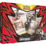 Coffret Pokémon Shifours Poing Final-V
