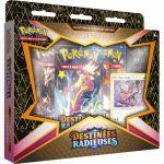 Coffret Pokémon EB4.5 Destinées Radieuses - Coffret Pin's : Sapereau