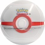 Pokébox Pokémon Poké Ball Tin : Honor Ball (3 boosters + 1 jeton)
