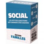 Jeu de Cartes Ambiance Social - Edition Famille