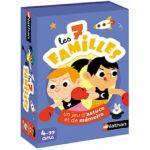 Jeu de Cartes Enfant Les 7 Familles