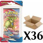 Booster en Français Pokémon EB05 - Épée et Bouclier 5 : Styles de Combat - Carton de 36 Blisters