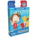 Ludo-Educatif Enfant Cartatoto - L'alphabet