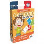 Ludo-Educatif Enfant Cartatoto - Les chiffres