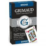 Jeu de Cartes Best-Seller Jeu de 54 cartes - Grimaud Expert - Bridge - Bleu
