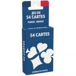 Jeu de Cartes  Jeu de 54 cartes - Basic Ecopack
