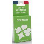 Jeu de Cartes  Jeu de 32 cartes - Basic Ecopack